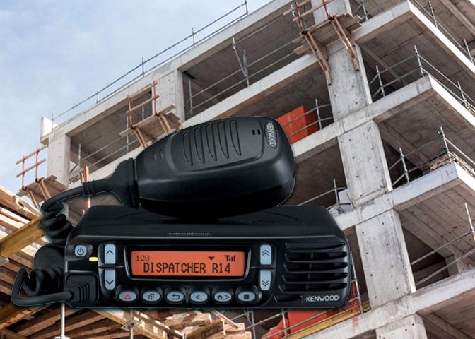 Peak Communications 2 way radio